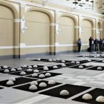 Heaven and Earth Ausstellung