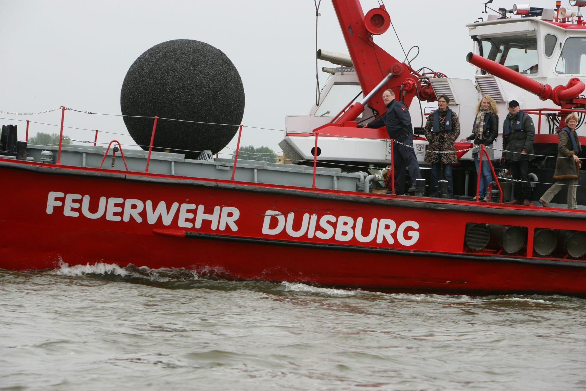 Station 04 Binnenhafen Duisburg